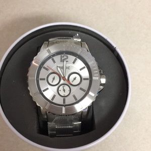 Brand new Men's Relic stainless watch